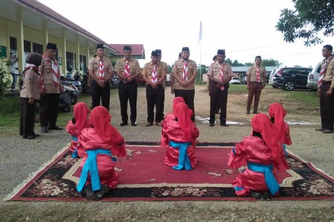 Jambore Ranting Tebo Tengah Resmi Dibuka
