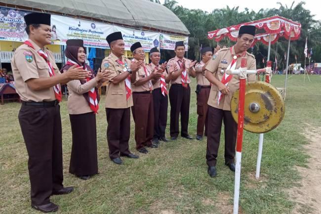 Jambore Ranting Serai Serumpun 2020 Resmi Dibuka