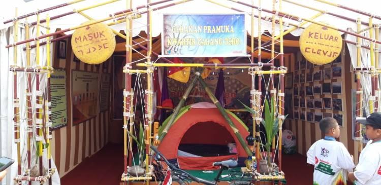Kwarcab Tebo Ikut Tebo Expo 2019