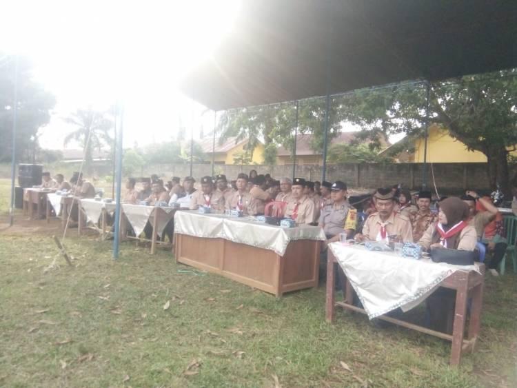Kwarran Rimbo Bujang Selenggarakan Jambore Ranting
